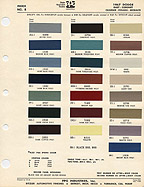 click here to see the full size 1967 color chart!